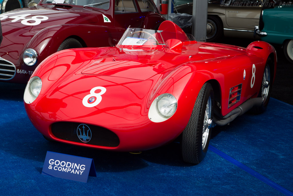 Maserati 150 S - Chassis: 1667   - 2013 Monterey Auctions