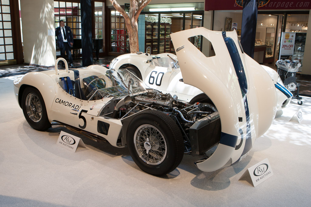 Maserati Tipo 61 Birdcage - Chassis: 2461   - 2013 Monterey Auctions