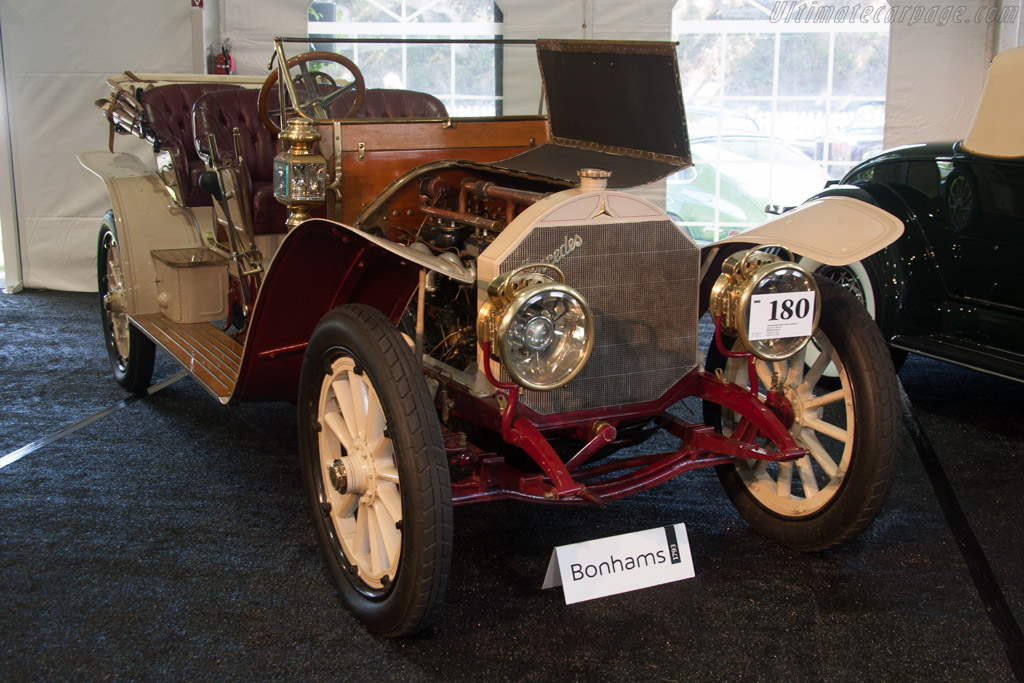 Mercedes 45hp 4-Seat Tourabout - Chassis: 7686   - 2013 Monterey Auctions
