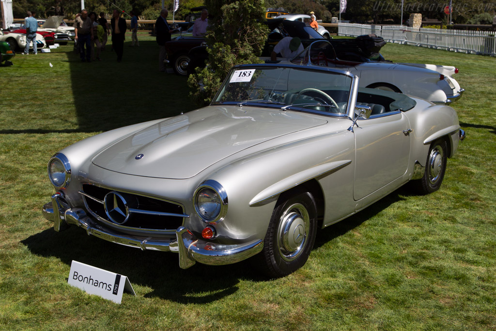 Mercedes-Benz 190 SL - Chassis: 121.040.9500166   - 2013 Monterey Auctions