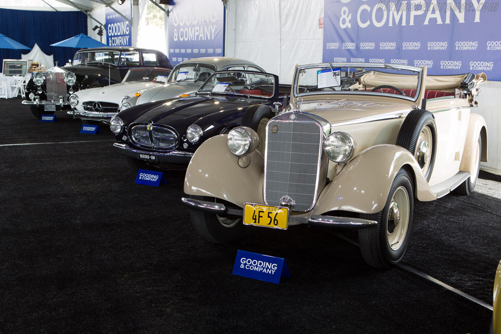 Mercedes-Benz 230 Cabriolet B - Chassis: 480130   - 2013 Monterey Auctions