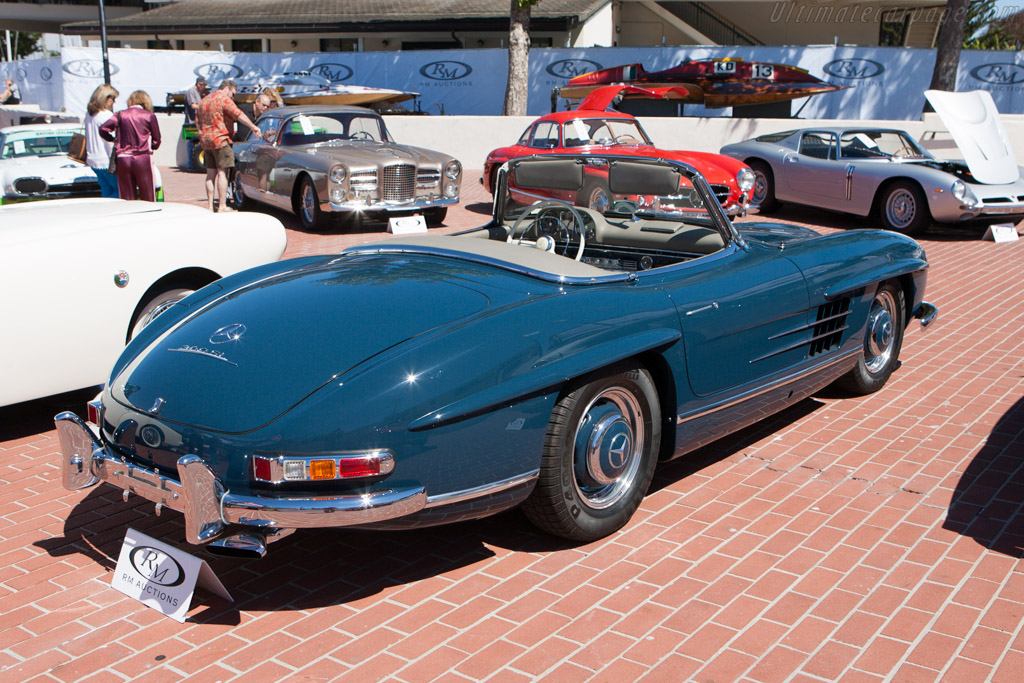Mercedes-Benz 300 SL Roadster - Chassis: 198.042.8500302   - 2013 Monterey Auctions