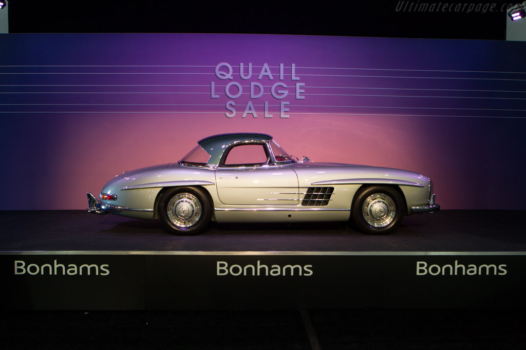 Mercedes-Benz 300 SL Roadster - Chassis: 198.042.10 003202   - 2013 Monterey Auctions