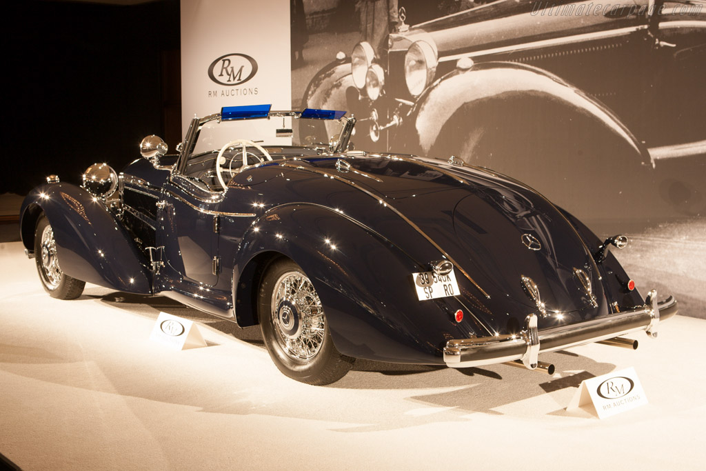 Mercedes-Benz 540K Spezial Roadster - Chassis: 408383   - 2013 Monterey Auctions