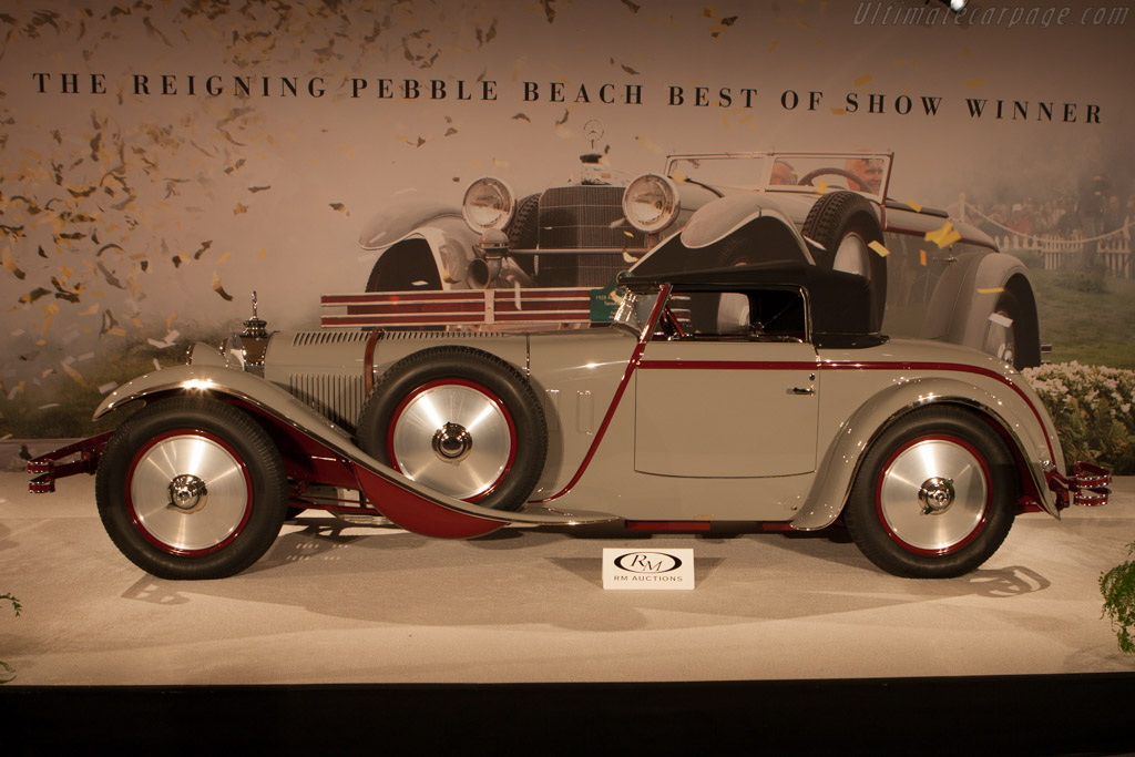 Mercedes-Benz 680 S Saoutchik Torpedo Roadster - Chassis: 35949   - 2013 Monterey Auctions