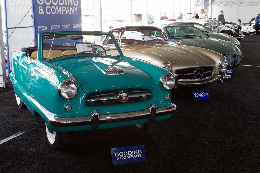 Nash Metropolitan - Chassis: W14624   - 2013 Monterey Auctions