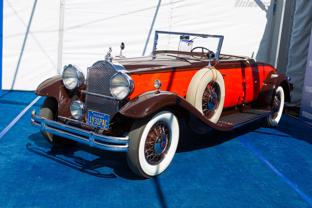 Packard 845 Deluxe Eight - Chassis: 845 91   - 2013 Monterey Auctions