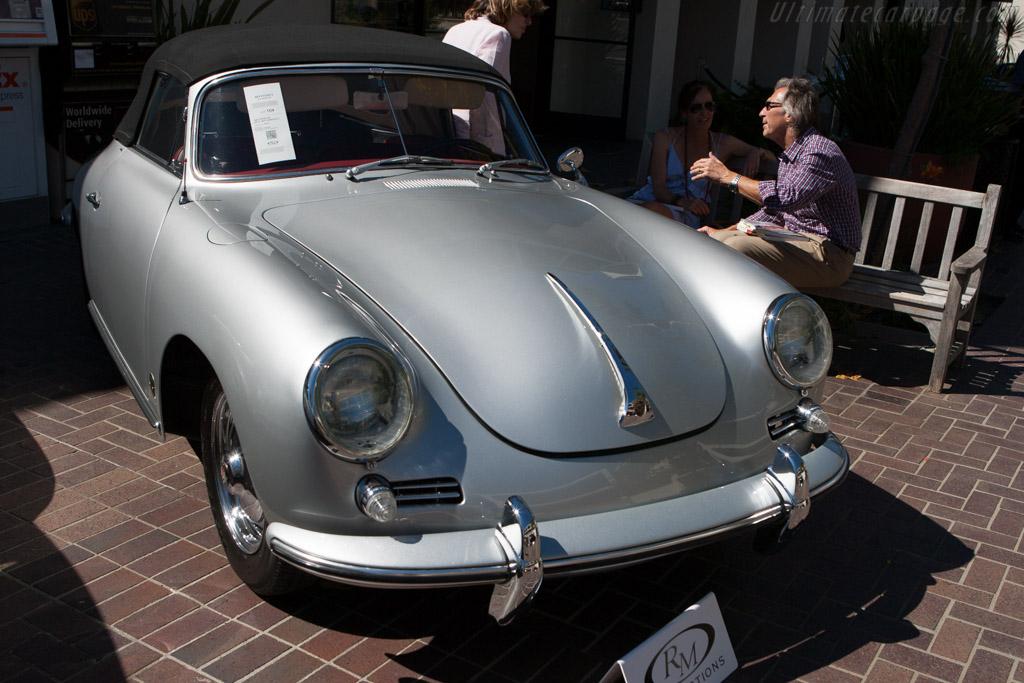 Porsche 356B 1600 Cabriolet - Chassis: 158075   - 2013 Monterey Auctions