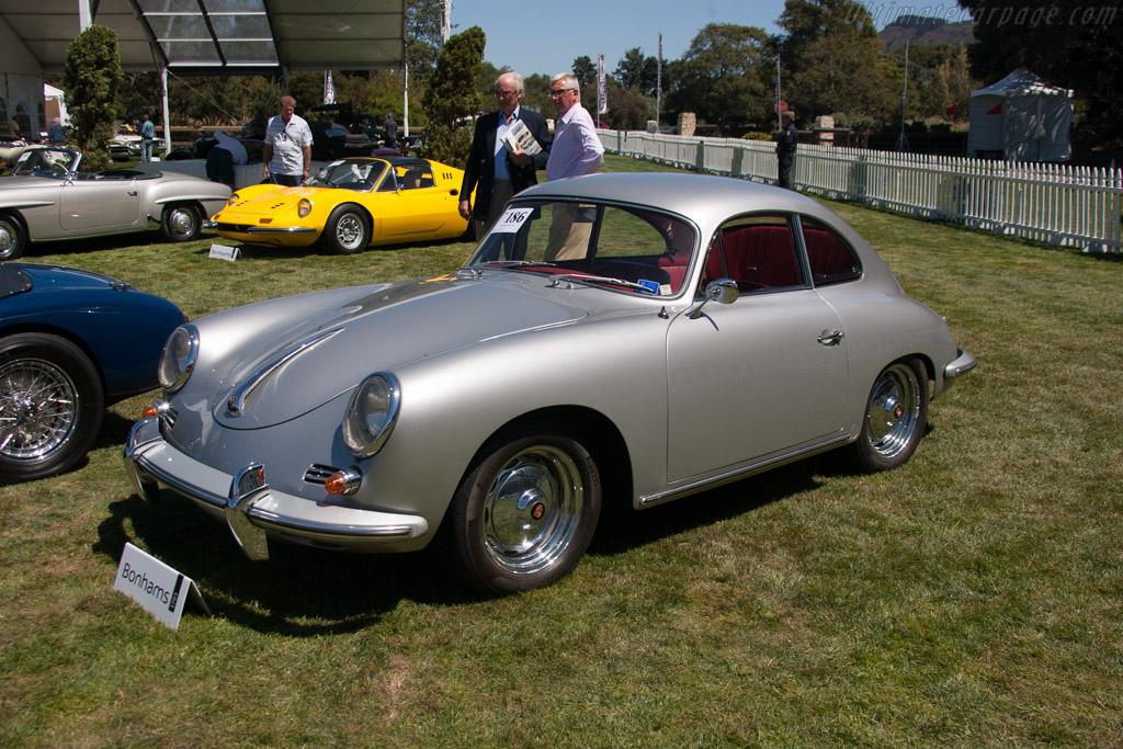 Porsche 356 For Sale >> Porsche 356B 1600 Super Coupe - Chassis: 117474 - 2013 Monterey Auctions