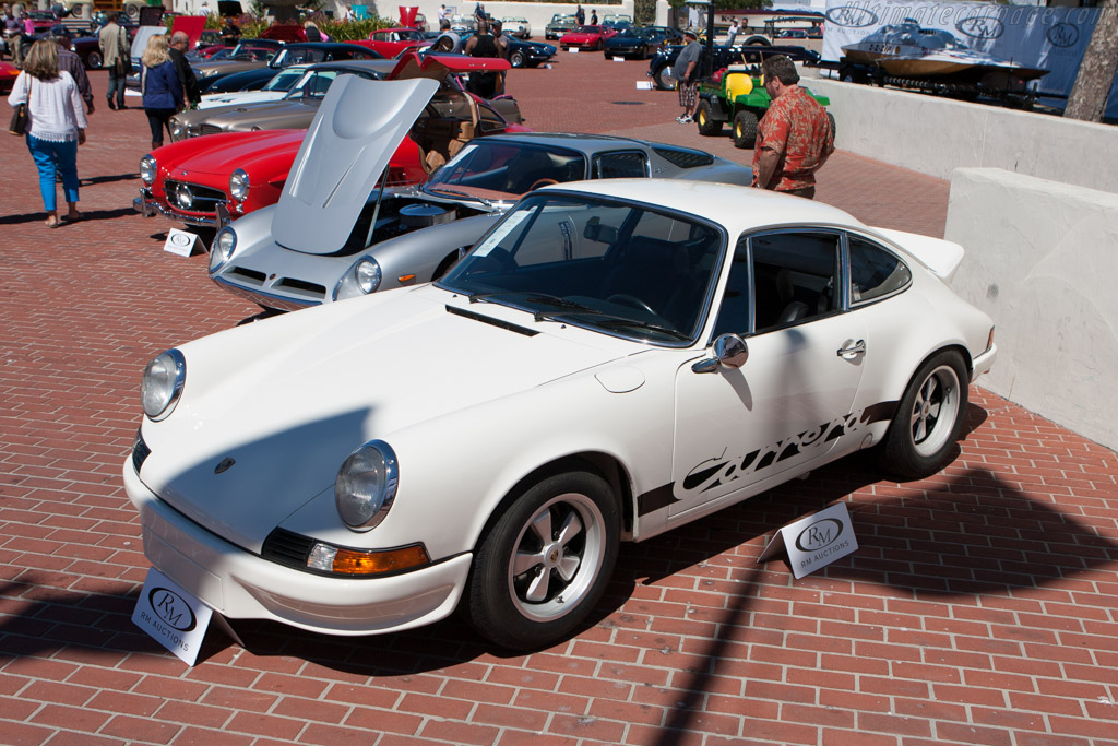 Porsche 911 Carrera RS 2.7 Touring - Chassis: 911 360 1222   - 2013 Monterey Auctions