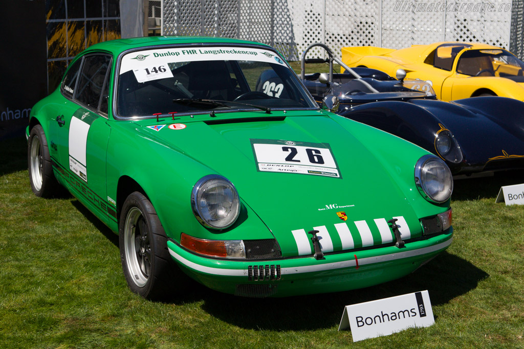 Porsche 911 S/T Coupe - Chassis: 911 030 1014   - 2013 Monterey Auctions