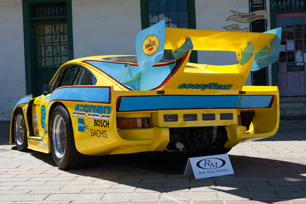 Porsche 930 For Sale >> Porsche 935 IMSA 'El Salvador' - Chassis: 930 670 0171 - 2013 Monterey Auctions