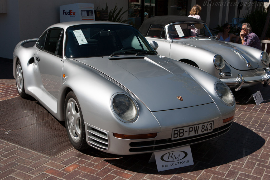Porsche 959 - Chassis: 010072   - 2013 Monterey Auctions