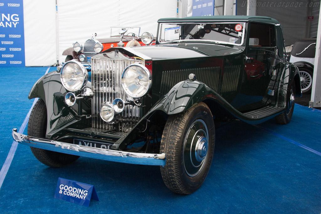 Rolls-Royce Phantom II Continental Three Position Sedanca - Chassis: 71MW   - 2013 Monterey Auctions