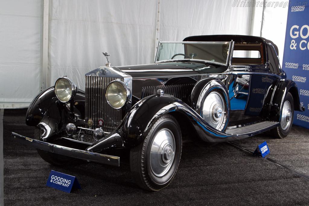 Rolls-Royce Phantom II Continental Three Position Sedanca - Chassis: 17TA   - 2013 Monterey Auctions