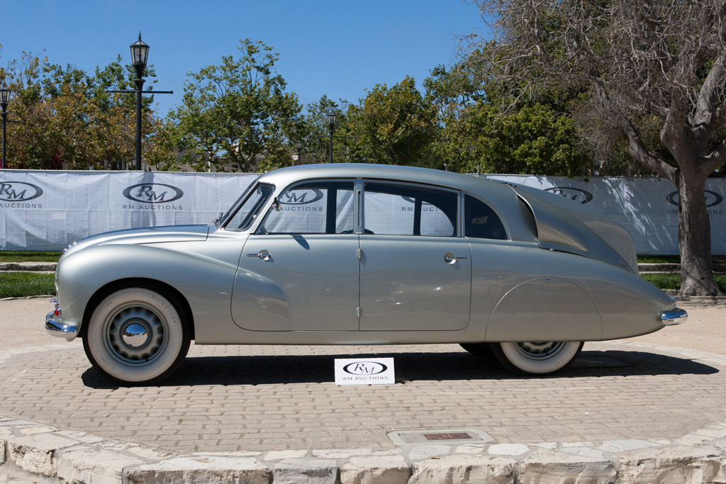 Tatra T87 Limousine - Chassis: 3480332   - 2013 Monterey Auctions