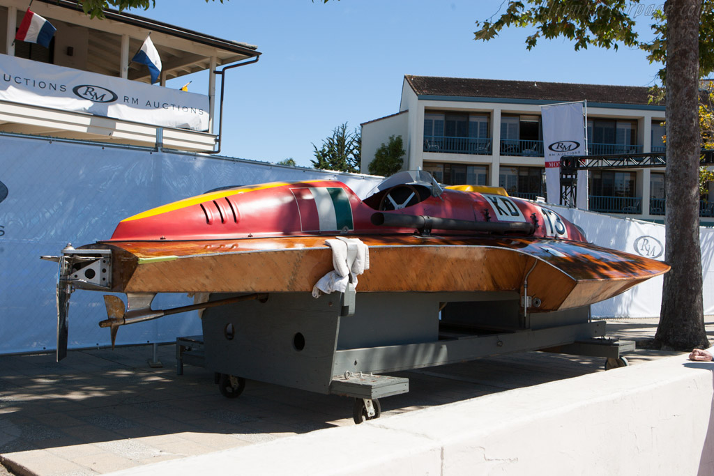 Timossi-Maserati KD-13 Hydroplane - Chassis: 4515   - 2013 Monterey Auctions