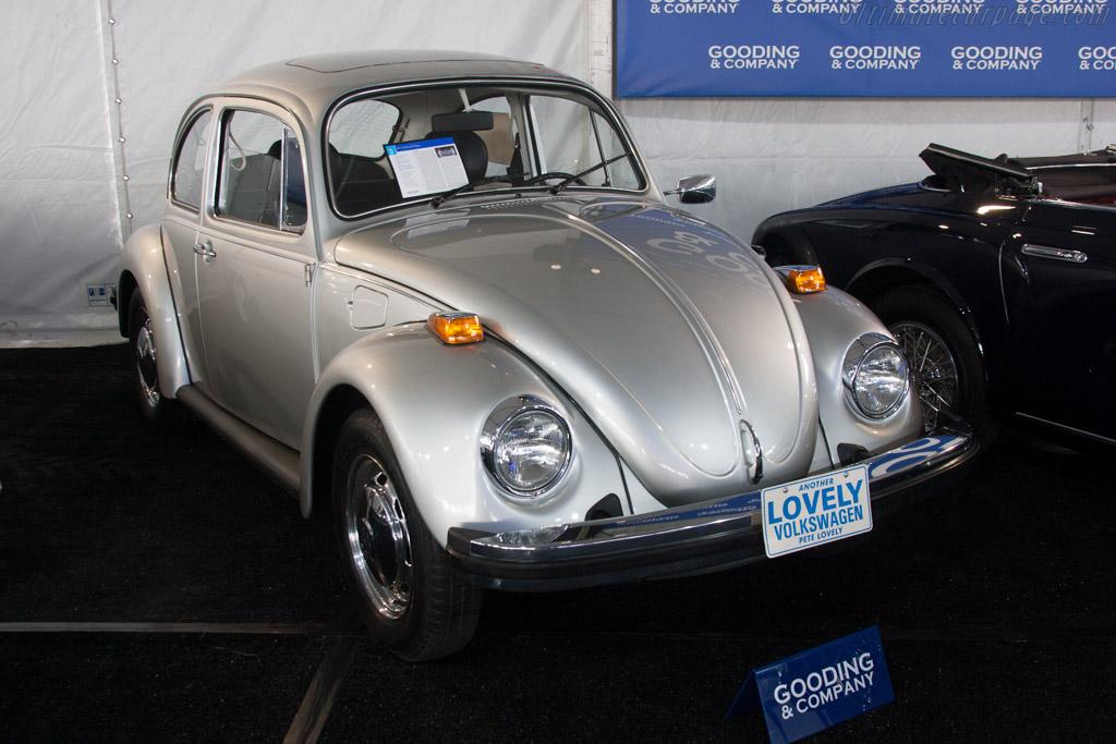 Volkswagen Beetle - Chassis: 11720-86650   - 2013 Monterey Auctions