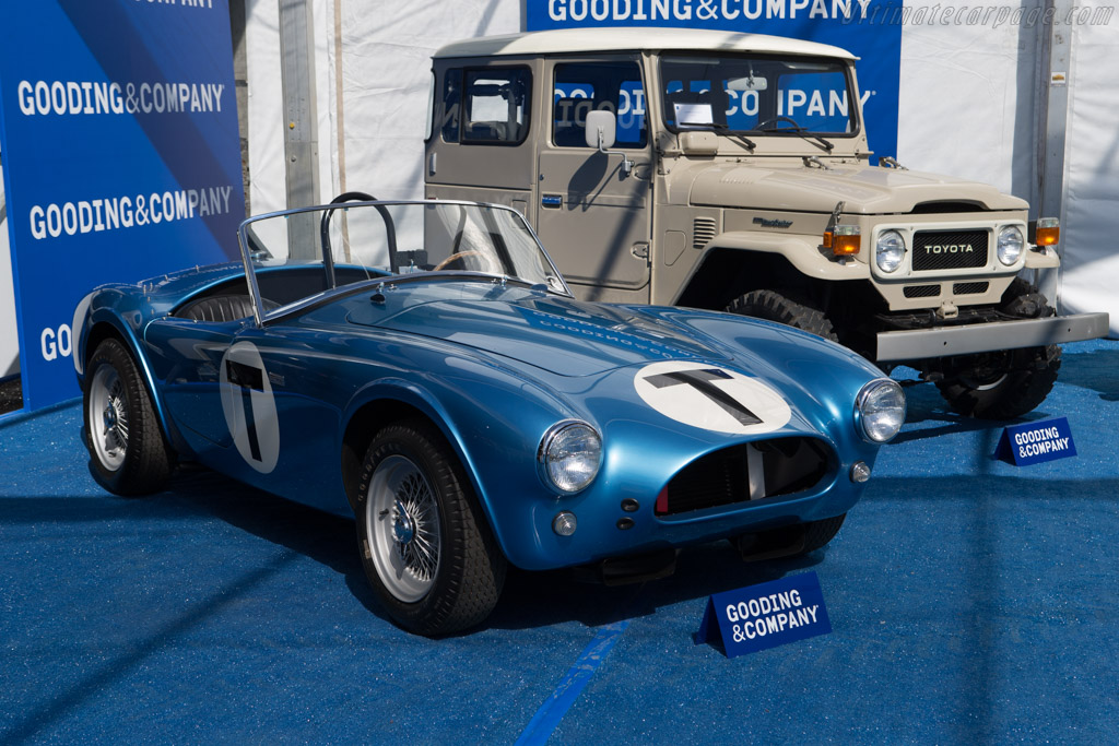 AC Shelby Cobra 260 - Chassis: CSX2005   - 2014 Monterey Auctions