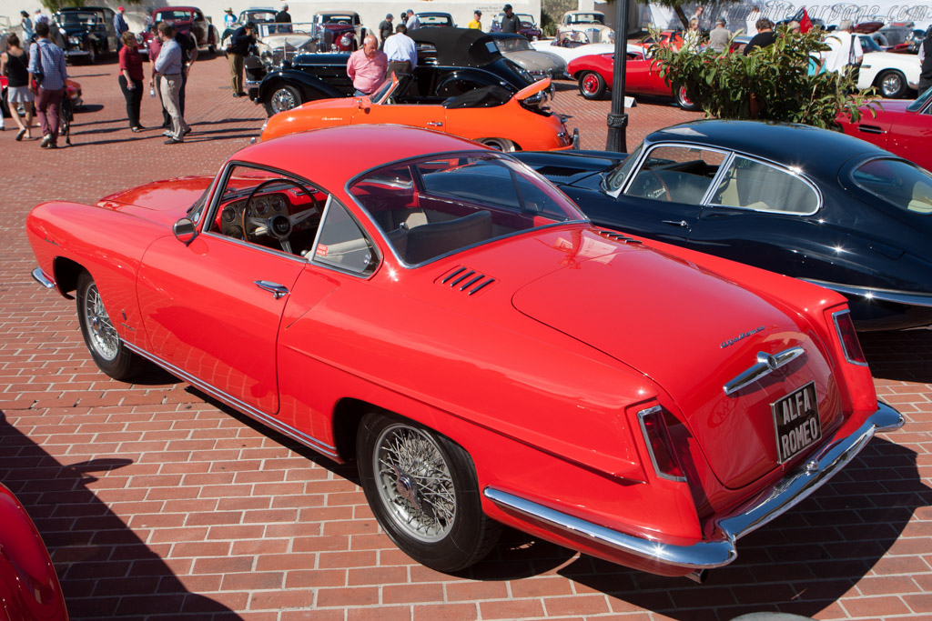 Alfa Romeo 1900C SS Ghia Coupe - Chassis: AR1900C 01838   - 2014 Monterey Auctions