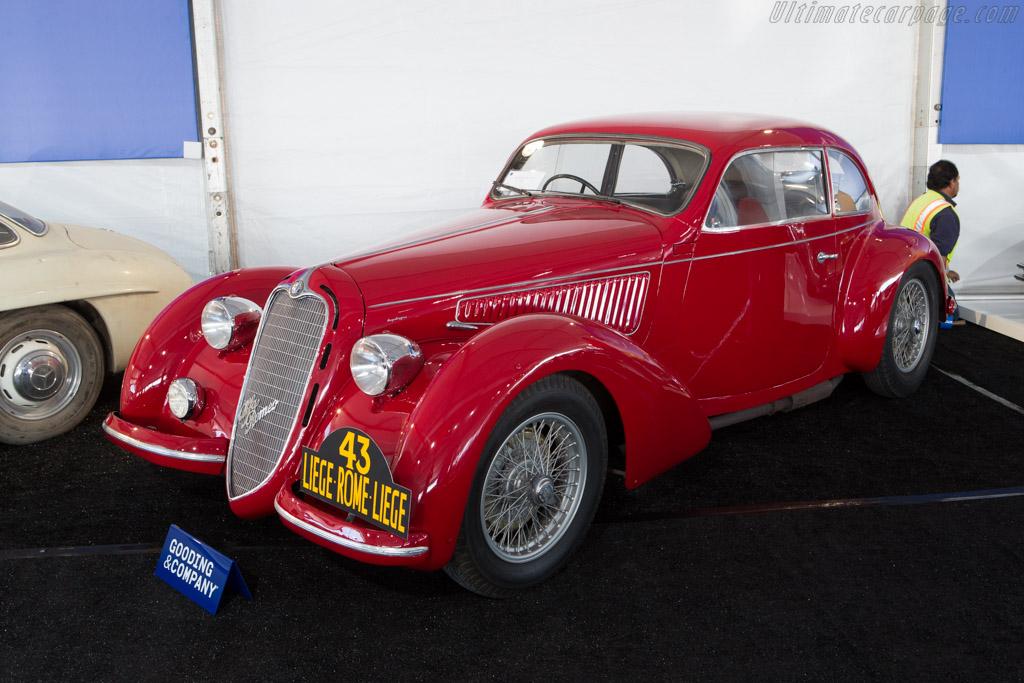 Alfa Romeo 6C 2300B Mille Miglia - Chassis: 815092   - 2014 Monterey Auctions