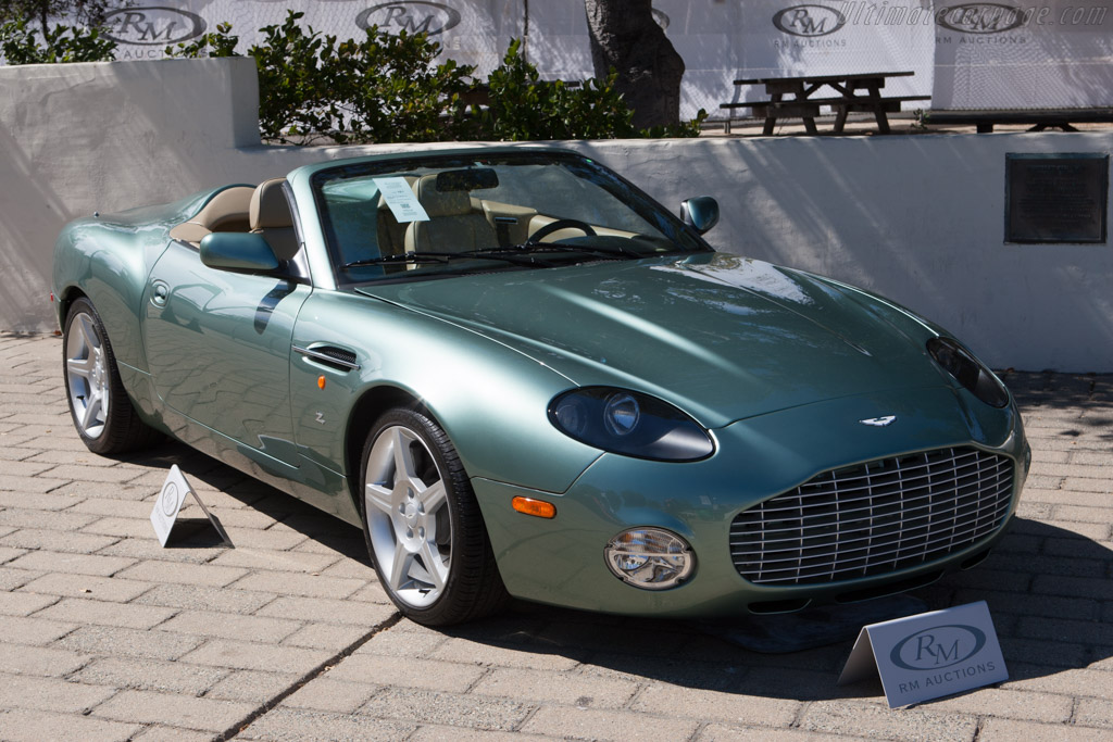 Aston Martin DB AR1 - Chassis: 800038   - 2014 Monterey Auctions