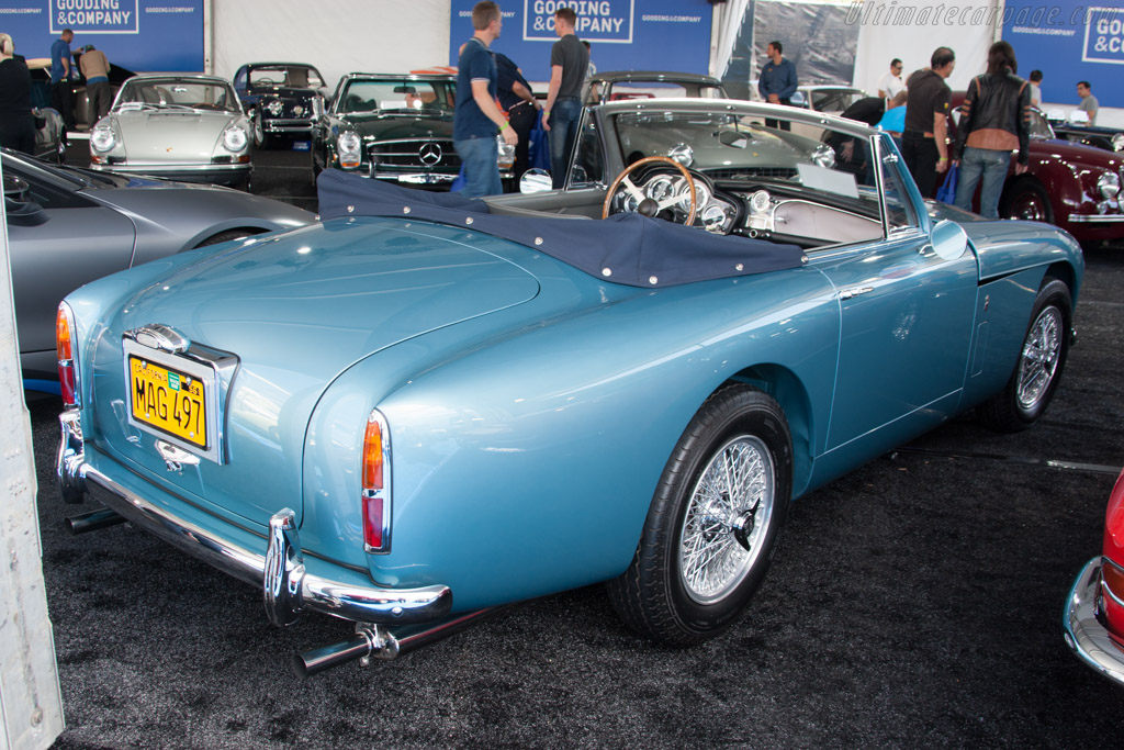 Aston Martin DB Mk III Drophead Coupe - Chassis: AM300/31402   - 2014 Monterey Auctions
