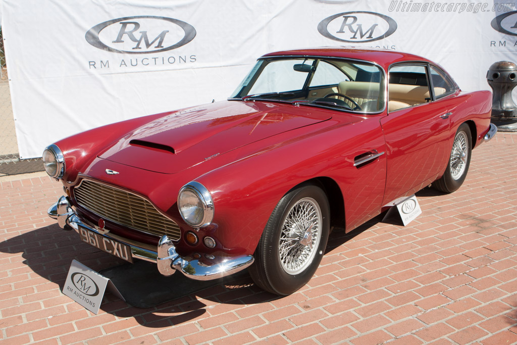 Aston Martin DB4 - Chassis: DB4/870/R   - 2014 Monterey Auctions