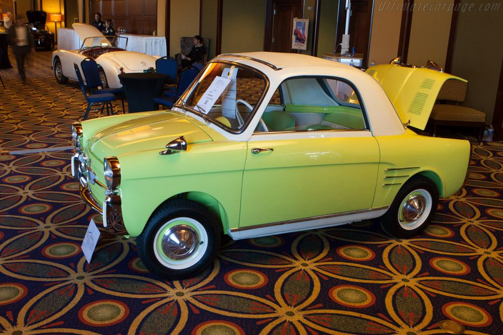 Autobianchi Bianchina - Chassis: 110B 019184   - 2014 Monterey Auctions
