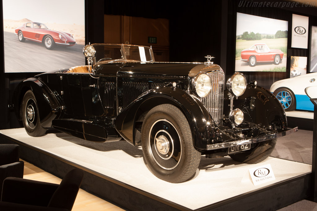 Bentley 8 Litre - Chassis: YR5099   - 2014 Monterey Auctions