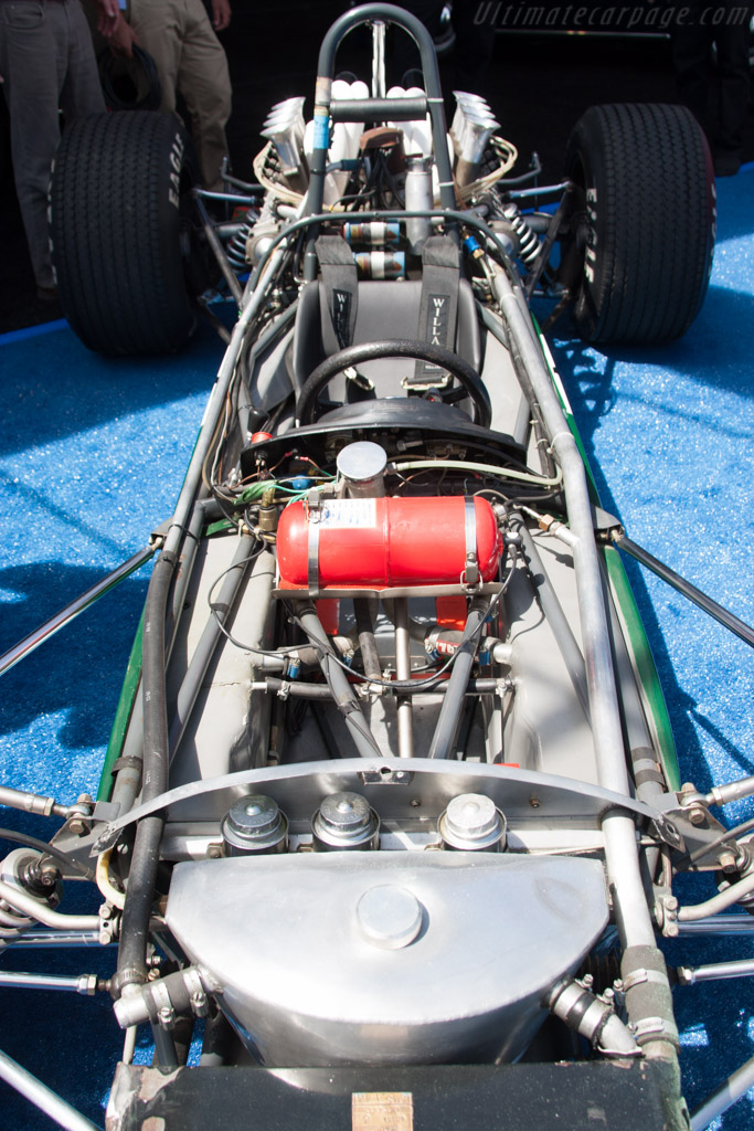 Brabham BT24 Repco - Chassis: BT24-1   - 2014 Monterey Auctions