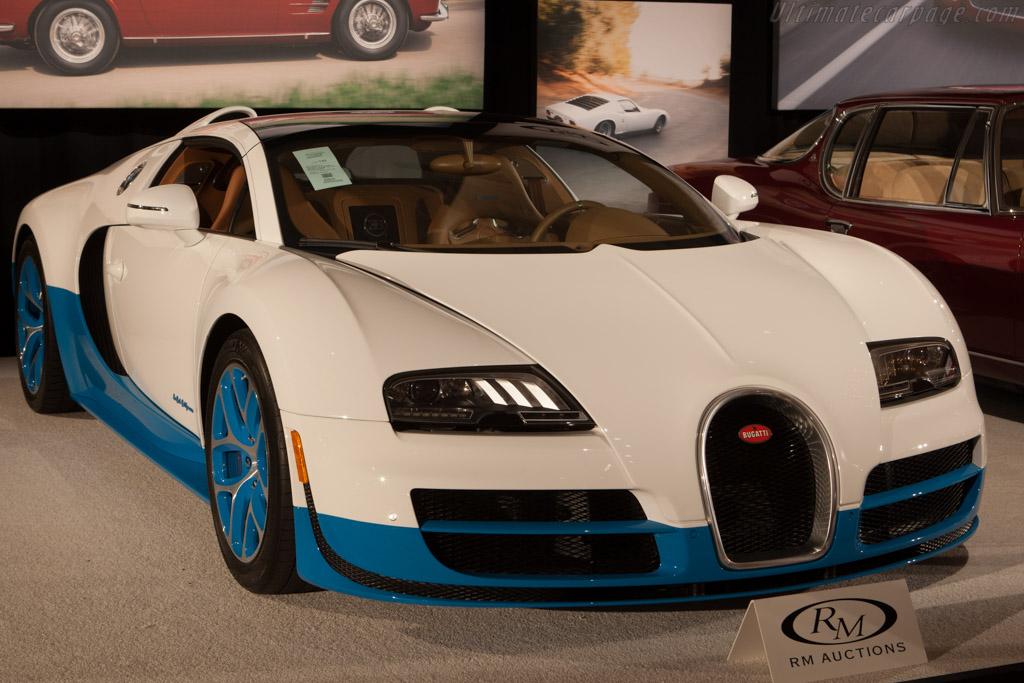 Bugatti 16.4 Veyron Grand Sport Vitesse - Chassis: VF9SV2C24DM795020   - 2014 Monterey Auctions