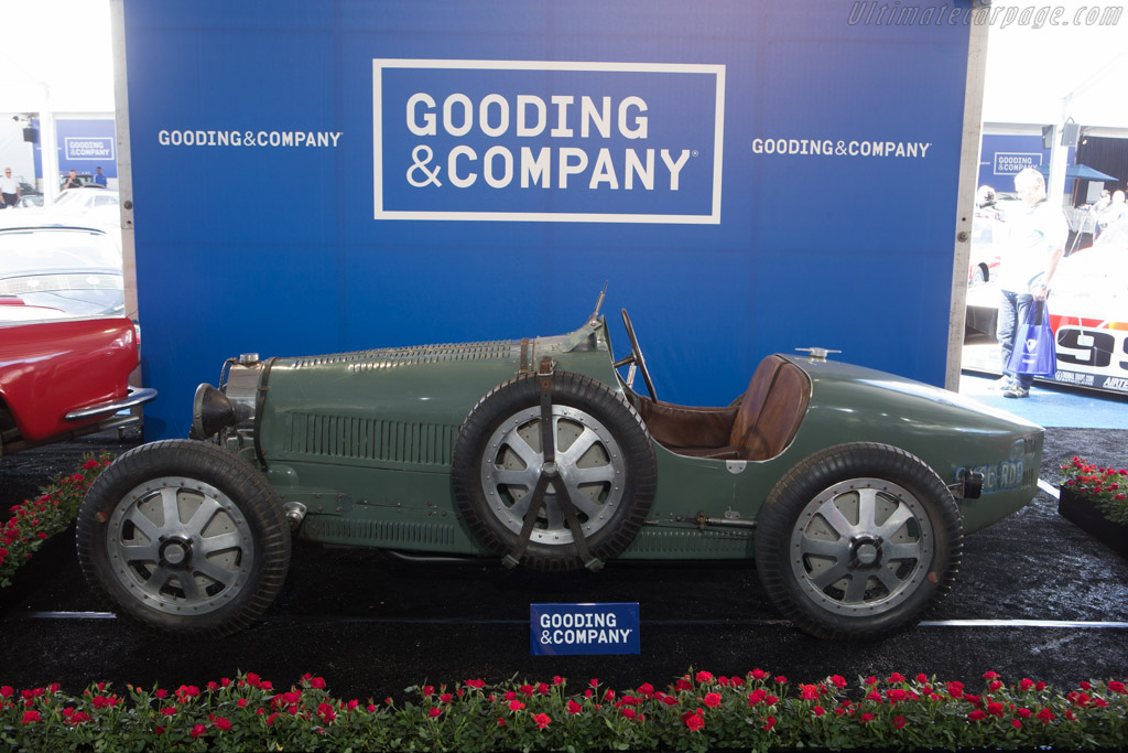 Bugatti Type 35 Grand Prix - Chassis: 4863   - 2014 Monterey Auctions