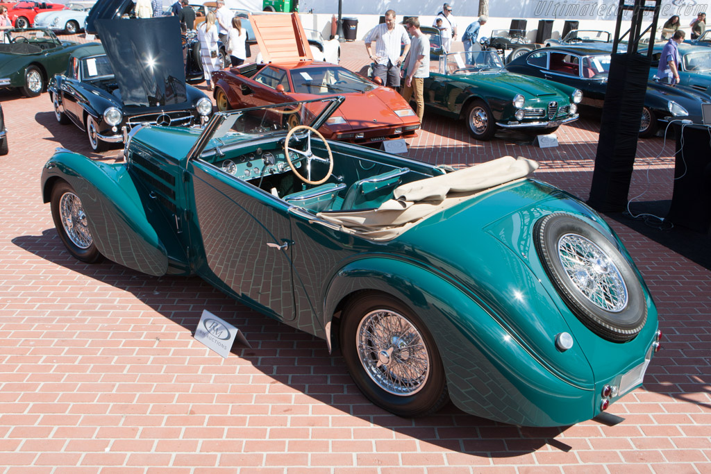 Bugatti Type 57 Stelvio - Chassis: 57597   - 2014 Monterey Auctions
