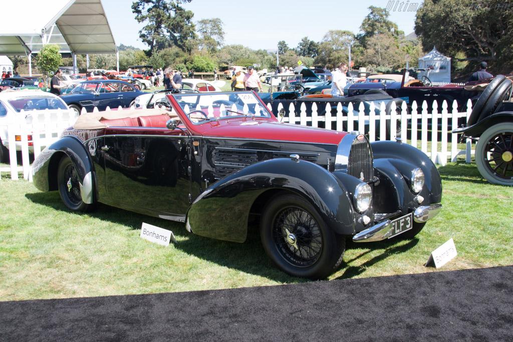 Bugatti Type 57 Stelvio - Chassis: 57715   - 2014 Monterey Auctions