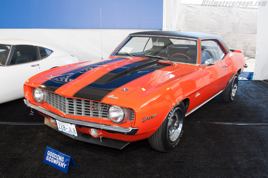 Chevrolet Camaro Z/28 - Chassis: 124379N644001   - 2014 Monterey Auctions