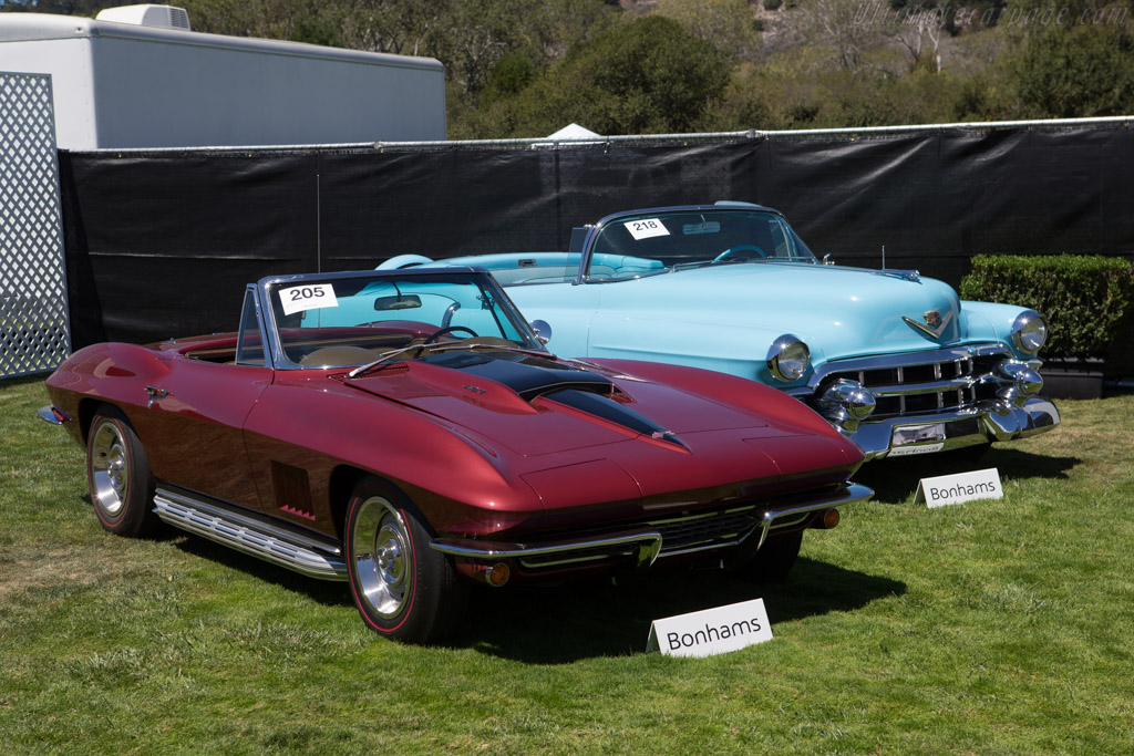 Chevrolet Corvette 427/435 hp - Chassis: 194677S120664   - 2014 Monterey Auctions