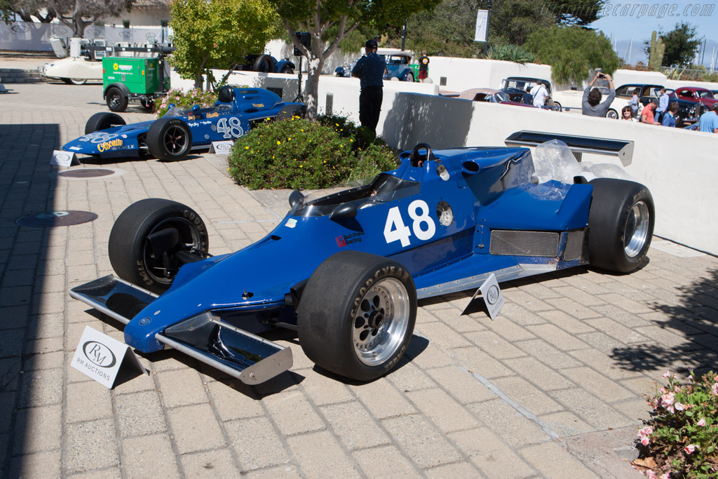 Eagle 8100 Chevrolet - Chassis: 8104   - 2014 Monterey Auctions