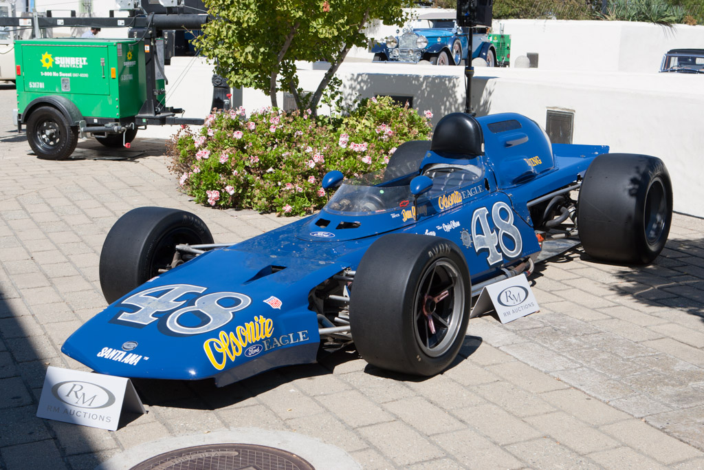 Eagle Mark 7 - Chassis: 702   - 2014 Monterey Auctions