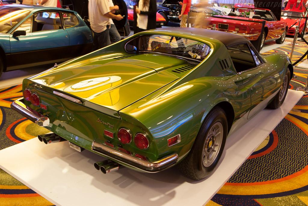 Ferrari 246 Dino GTS - Chassis: 8454   - 2014 Monterey Auctions