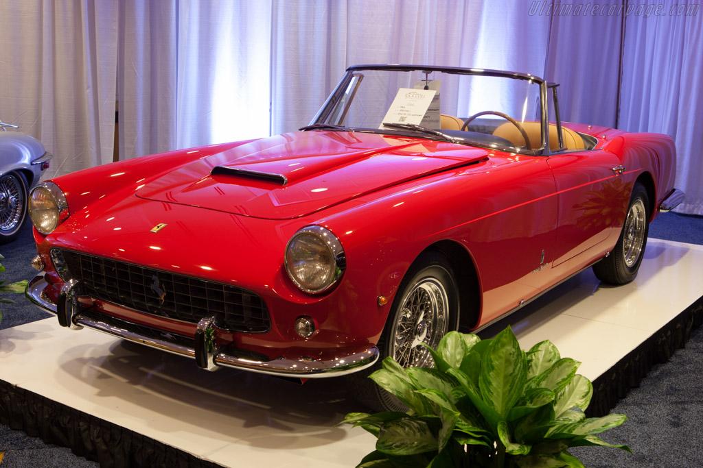 Ferrari 250 GT Cabriolet S2 - Chassis: 3807GT   - 2014 Monterey Auctions