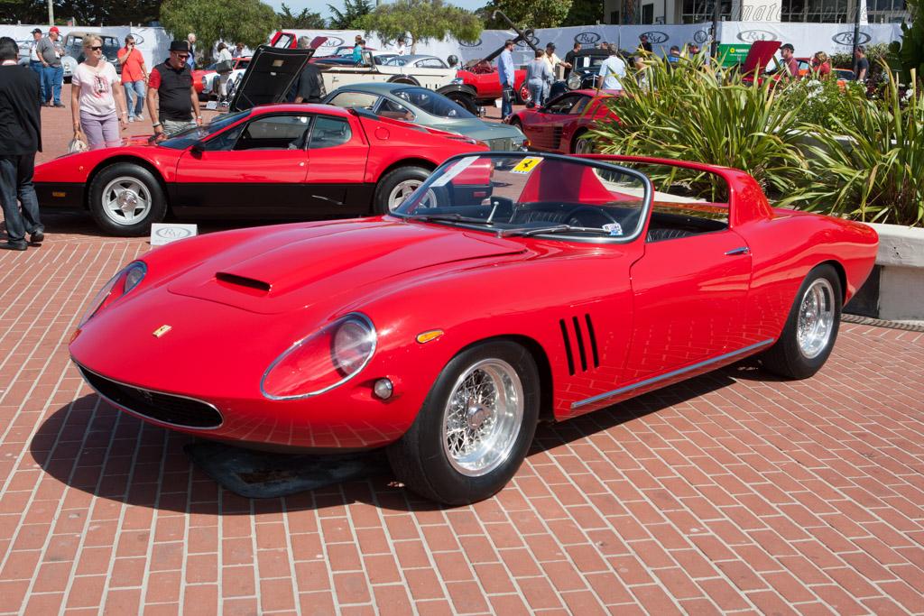 Ferrari 250 GT Fantuzzi NART Spyder - Chassis: 2235GT   - 2014 Monterey Auctions