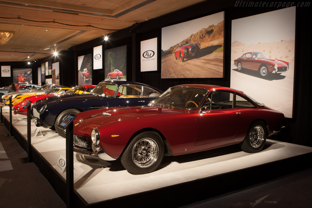 Ferrari 250 GT Lusso - Chassis: 5179GT   - 2014 Monterey Auctions