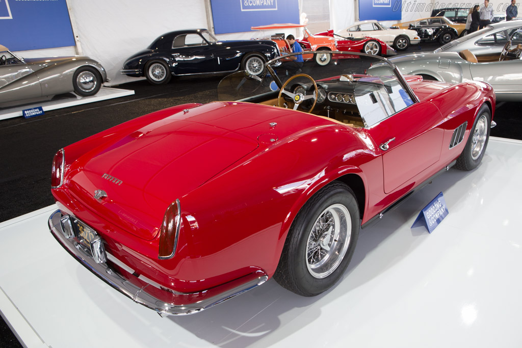 Ferrari 250 GT SWB California Spyder - Chassis: 2903GT   - 2014 Monterey Auctions