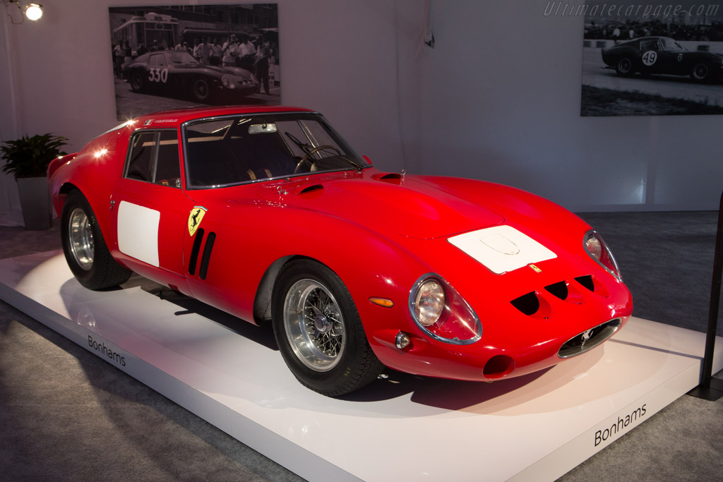 Ferrari 250 GTO - Chassis: 3851GT   - 2014 Monterey Auctions