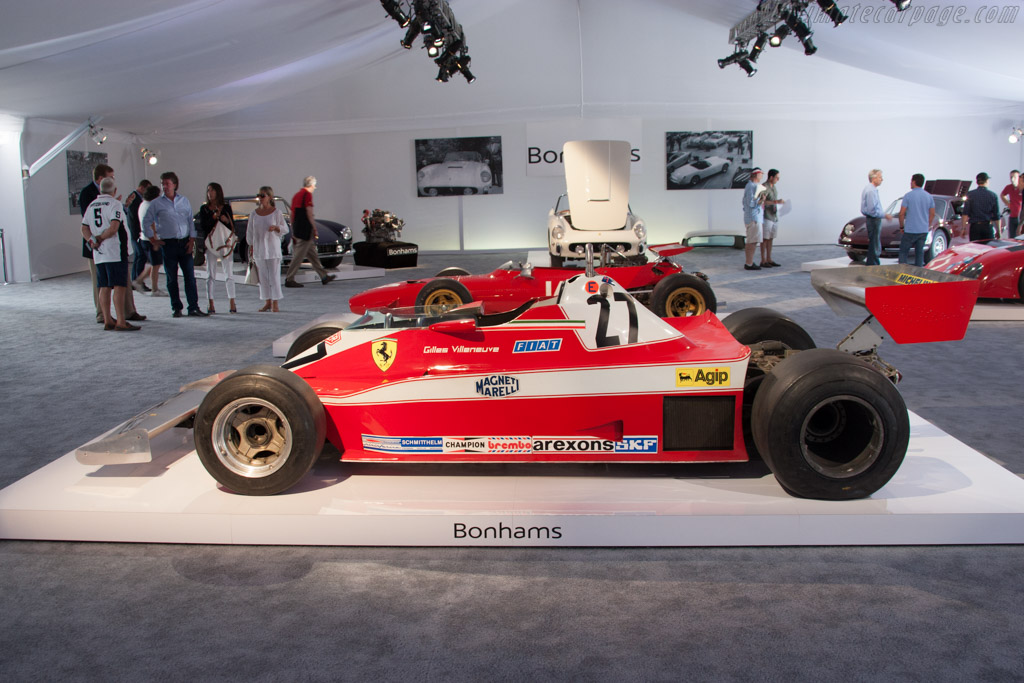 Ferrari 312 T3 Chassis 033 2014 Monterey Auctions
