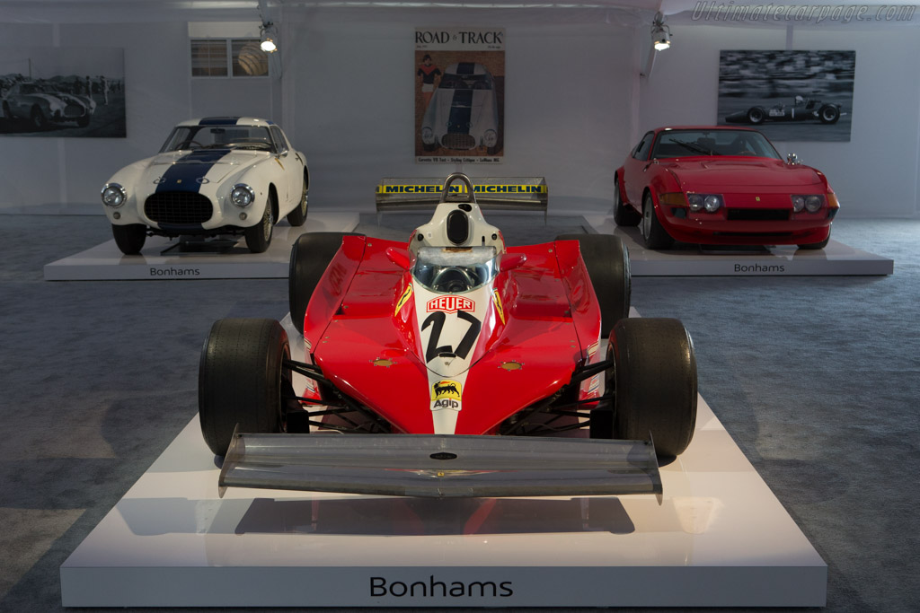 Ferrari 312 T3 - Chassis: 033   - 2014 Monterey Auctions