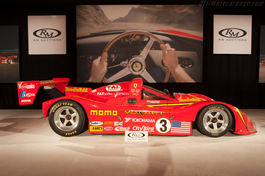Ferrari 333 SP - Chassis: 019   - 2014 Monterey Auctions