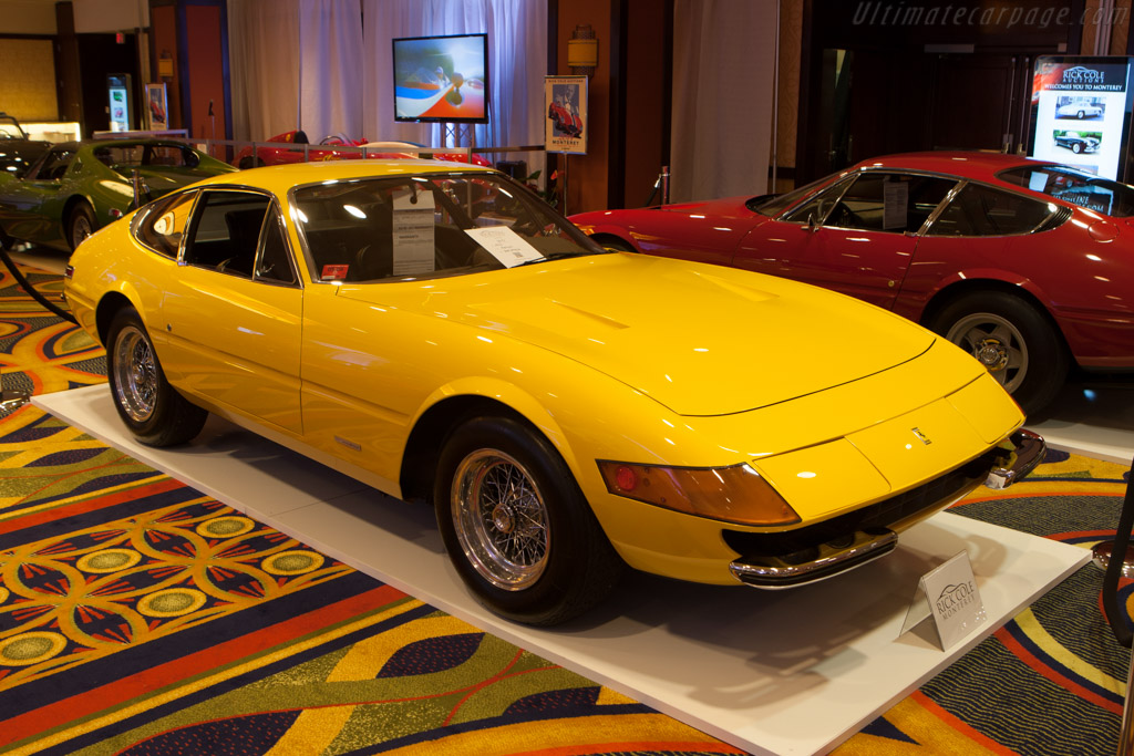 Ferrari 365 GTB/4 Daytona - Chassis: 16943   - 2014 Monterey Auctions