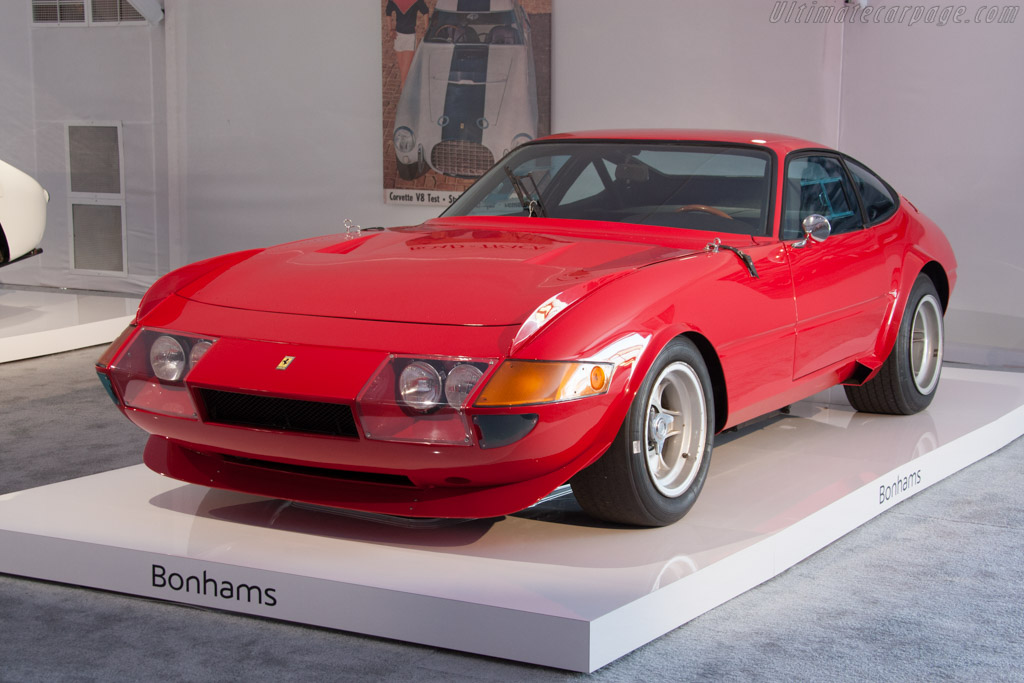 Ferrari 365 GTB/4 Daytona Group 4 - Chassis: 12765   - 2014 Monterey Auctions